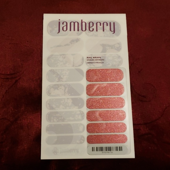 Jamberry Other - Jamberry Nail Wraps Mai Tai